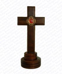 Cruz relicário